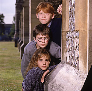 Harry Potter and the Sorcerer's Stone (2001) (1/2)