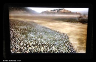 My favorite LOTR movie scenes (2/2)