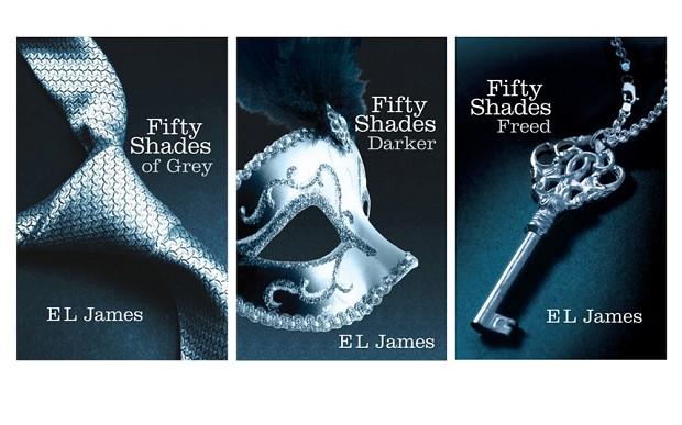 Resultado de imagen para fifty shades trilogy